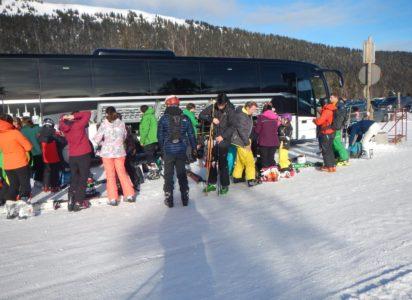 Sortie Ski Margériaz 2019