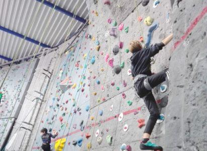 Journée crêpes et grimpe
