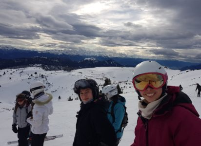 Sortie Ski Margériaz 2020